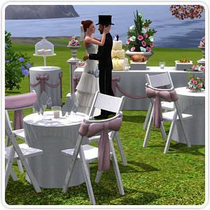 Bei sims 1 heiraten