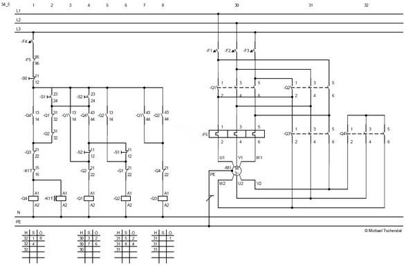 motor mit dreieck oder stern betreiben elektronik elektrik. Black Bedroom Furniture Sets. Home Design Ideas