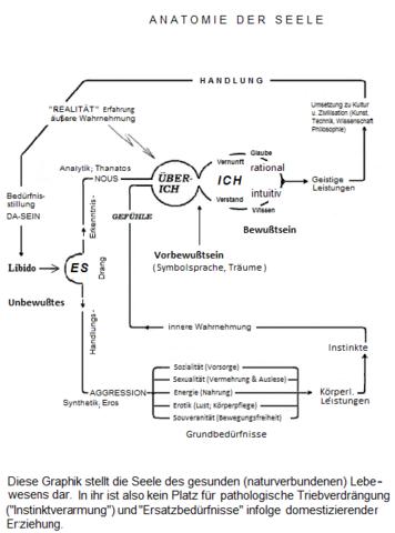 Vergleich Seelenmodell Aristoteles und Freud (Freunde, Psychologie ...