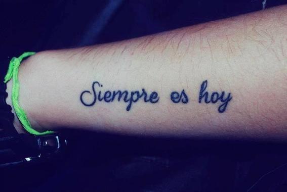 Spanische Sprüche Für Tattoo Spanisch