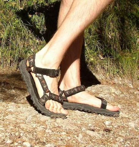 Meine Tevas - (Sandalen)