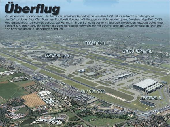 ...und Europas - (Größe, Flughafen)