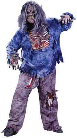 cooles Zombie Kostüm - (Party, Aussehen, Kostüm)