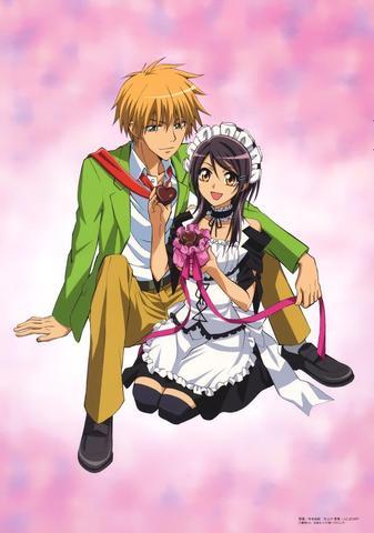 Kaichou wa Maid-sama - (Anime, Love, kimi ni todoke)