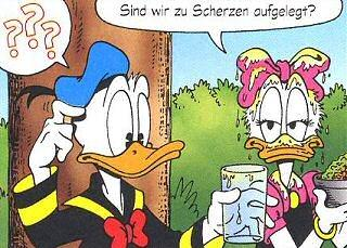 Daisy und Donald - (Familie, Duck, Ducks)