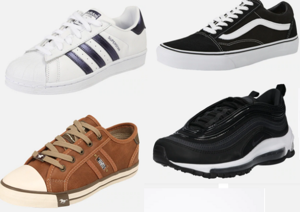 kleiner Sneaker wirken lassenFreizeitSchuhe die Füße WH2IYeD9E