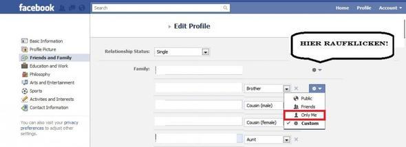 Freunde profilbesucher facebook vorschläge Woher Facebooks