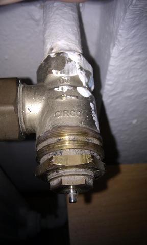 Ventil oben - (wohnen, Heizung, ventil)