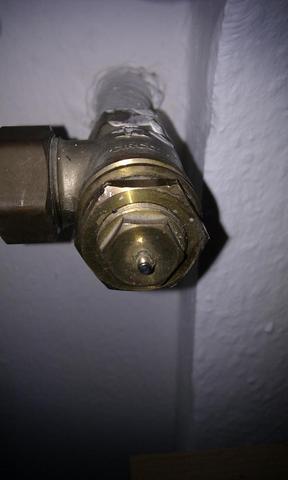 Ventil front - (wohnen, Heizung, ventil)