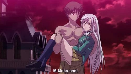 Sehr Gute Anime Serie Gesucht Animeserieromance Comedy