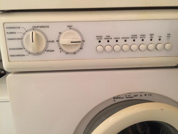 Bedienung Aeg Oko Lavamat 6252 Sensotronic Waschmaschine