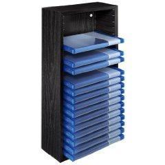 spieleh llen dvd h llen an der wand regale oder wie ps3 xbox 360 sony. Black Bedroom Furniture Sets. Home Design Ideas