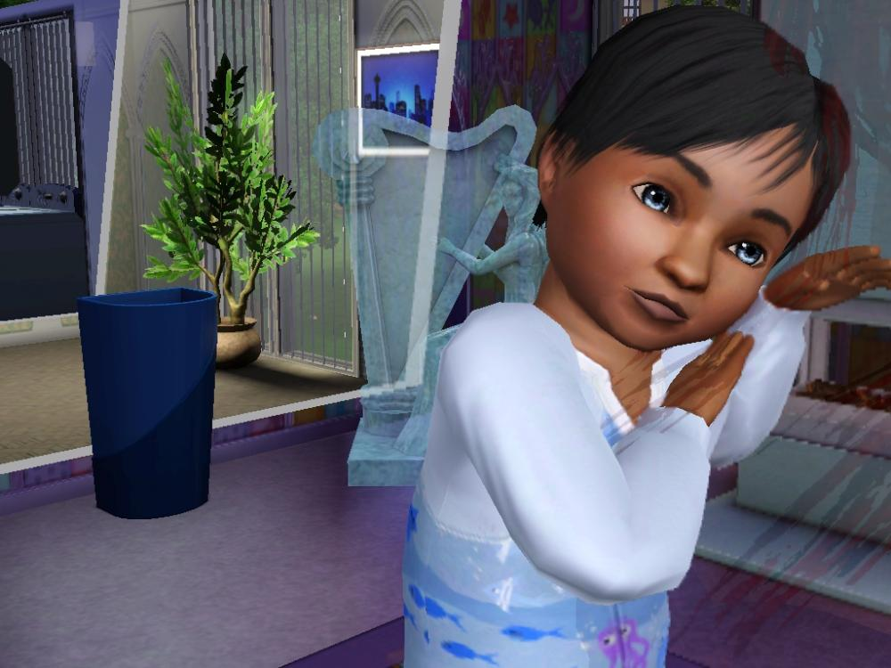 Wie kann man bei Sims 3 Bestimmen ob man Mädchen / Junge