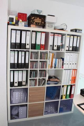 Arbeitszimmer ikea expedit  Kann man die Seitenwände von IKEA Expedit Regalen untereinander ...