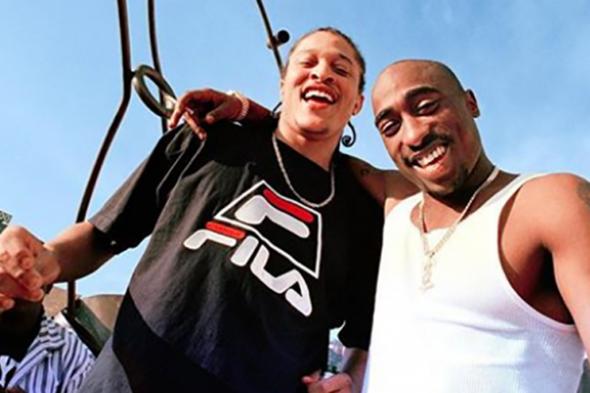 Lebt Tupac unsicher nach dem Bild mit Bonze Mc? (Rapper)