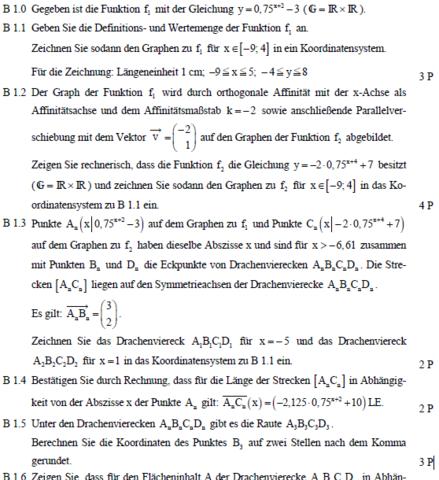 abschlussprüfung 2019 mathe realschule bayern