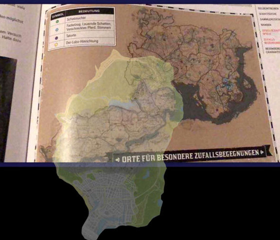Wie Groß Ist Die Karte Von Red Dead Redemption 2 Im Vergleich Zu Gta