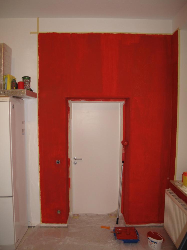 tipp zum raumstreichen gesucht farbe streichen. Black Bedroom Furniture Sets. Home Design Ideas