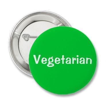 Veggie-Button - (Ernährung, Mode, Schmuck)