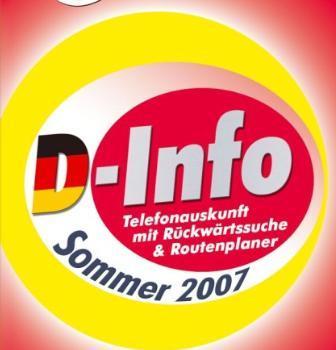 D-Info mit Routenplaner  - (Computer, Windows, Programm)