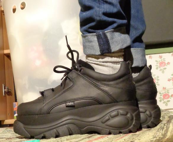 - (Freunde, Familie, Schuhe)