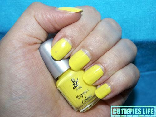 Farbe : 17 Yellowness - (Nagellack, gelb, Neon)
