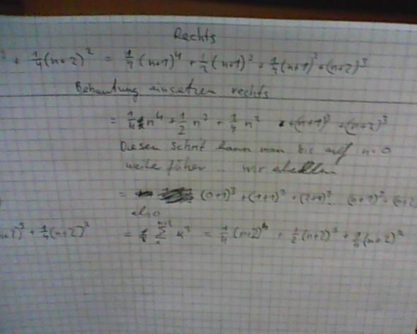rechte Seite - (Mathematik, Physik)