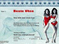 Beate Uhse Aktie - (Bank, Aktien, Börse)