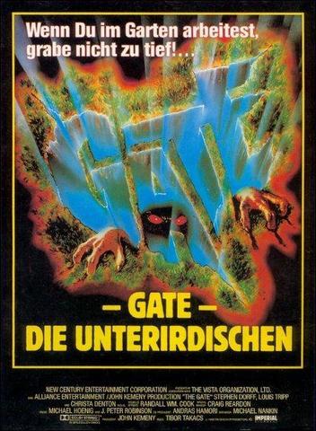 Gate - Die Unterirdischen! - (Film, Horror)