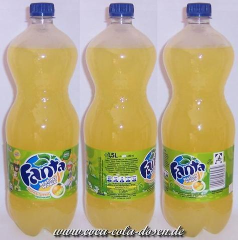 Fanta Tropical Citrus - (Freizeit, trinken, Food)