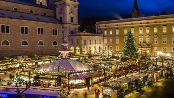 - (Freizeit, Österreich, Weihnachtsmarkt)