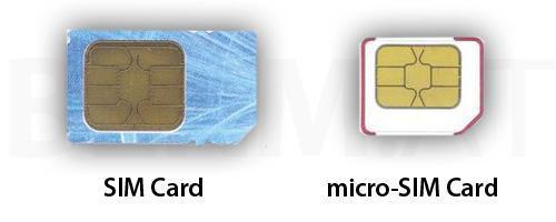 SIM Karte - Mikro-SIM-Karte - (SIM-Karte, handykarte)
