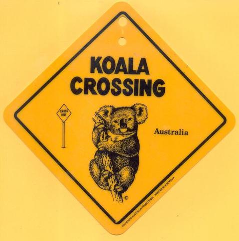 Koala Crossing  - (Schule, Australien)