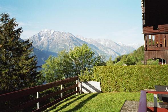 Ausblick - (Urlaub, Hotel, Schweiz)