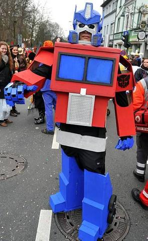 ROBOTER - (Party, Kunst, Kosmetik)