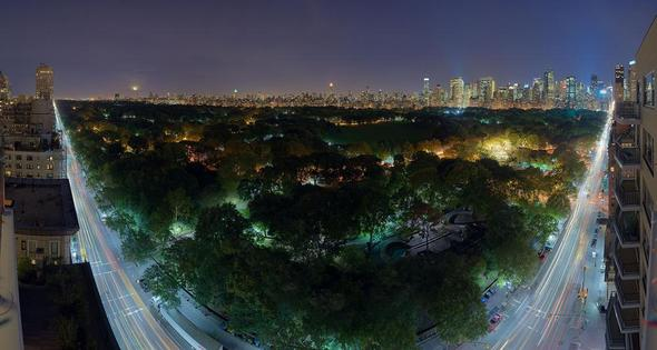 Central Park - (Ferien, Sehenswürdigkeiten)