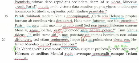 teil2 - (Latein, Übersetzen, Fremdsprache)