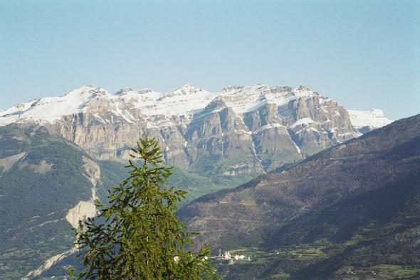 Daubenhörner - (Reise, Ausland, Berge)