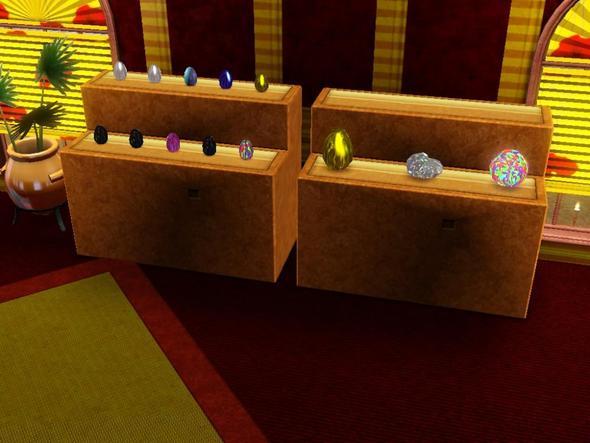 irreversible Umwandlung - (Sims 3, privatmuseum)