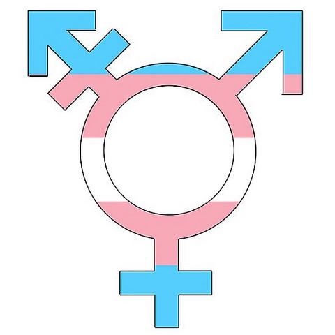 Gibt es ein Symbol für Transsexualität? (Zeichen