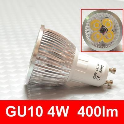 GU10 4W - (Versand, Zoll, China)