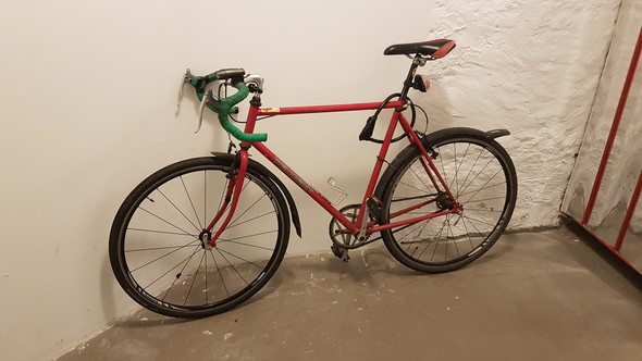- (Sport, Fahrrad, Mountainbike)