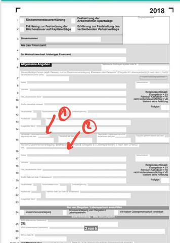 arbeitgeber gewechselt und geheiratet welche steuerklasse in steuererkl rung angeben steuern