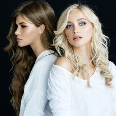 Kann man von hellbraun auf blond färben? (Haare, Haarfarbe)