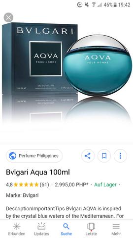 Welches Parfum