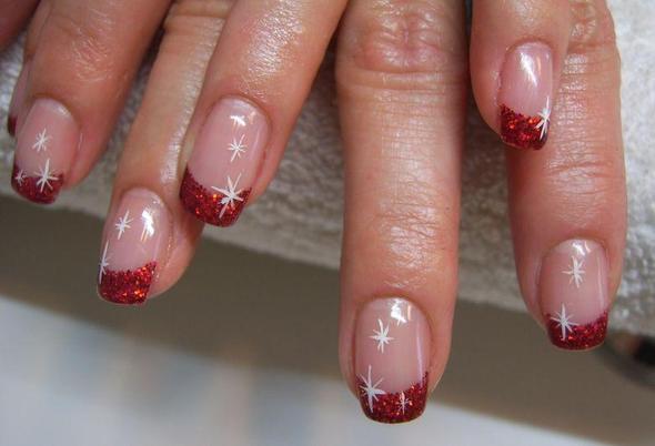 Woher Bekomme Ich Fingernagel Rotes Glitter Kaufen Glitzer