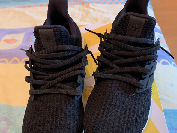 Ultra boost binden? (Mode, adidas, Sneaker)