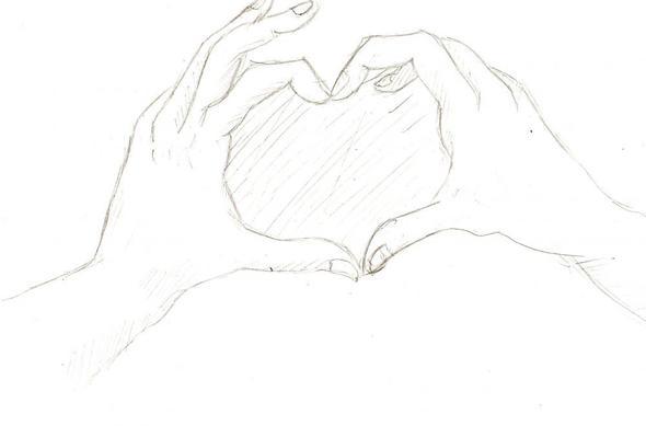 Was Kann Man Mit Den Händen Machen Kunst Zeichnen