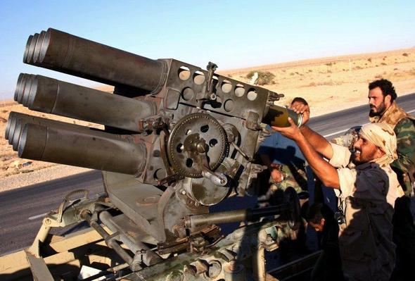 ----------------------------------- - (Waffen, Krieg, Lybien)