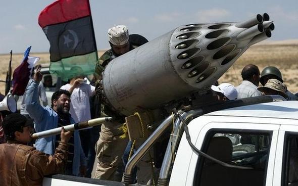 ------------------------------- - (Waffen, Krieg, Lybien)